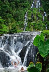 Les cascades de Santa Rosa de Cabal.