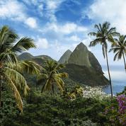 Sainte-Lucie, la discrète des Antilles