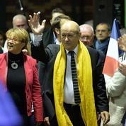 Régionales: l'insolente victoire du ministre Le Drian en Bretagne