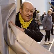 Bretagne: consécration pour Jean-Yves Le Drian