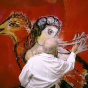 Chagall mélomane à la Philharmonie de Paris