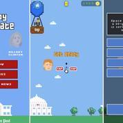 Un pastiche du jeu mobile Flappy Bird s'invite dans les élections américaines