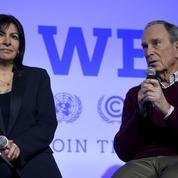 Anne Hidalgo et Michael Bloomberg : Paris et New York s'engagent pour le climat