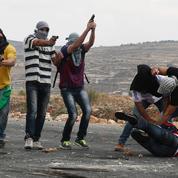 Les soldats camouflés d'Israël