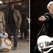 Star Wars ,Johnny, Bowie... Les bonnes nouvelles culturelles 2015