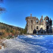 Laissez-vous hanter par un château en Écosse