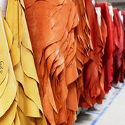 Le cuir haut de gamme se vend désormais à prix d'or