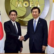 Accord entre Séoul et Tokyo sur les esclaves sexuelles de la Seconde Guerre mondiale