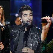 Louane, Kendji et Adele, stars des ventes de disques en 2015