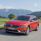 Volkswagen Passat Alltrack, pour tous les chemins par tous les temps