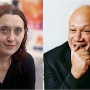 Goncourt: Despentes et Schmitt rejoignent le jury