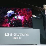 Samsung et LG font la part belle à l'image