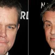 Matt Damon révèle qu'il doit tout à Sylvester Stallone