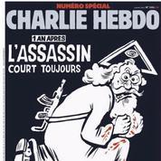 Charlie-Hebdo : la couverture qui noie le poisson