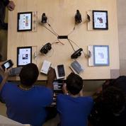 Un Apple Store ouvrira sur les Champs-Élysées
