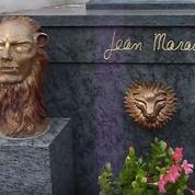Une sculpture de Jean Marais dérobée sur sa tombe