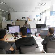 La France accuse une baisse de la création d'entreprises en 2015