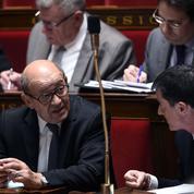 Valls chez Ruquier : Le Drian n'y serait pas allé