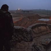 Sur le front de Mossoul, les pechmergas face aux «fantômes» de Daech