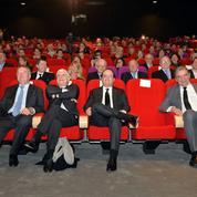 La (drôle de) matinée de François Hollande au cinéma de Tulle