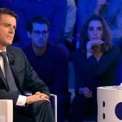 On n'est pas couché : l'intervention de Valls vue des réseaux sociaux