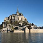 L'archange du Mont-Saint-Michel va être restauré