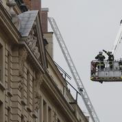 La réouverture du Ritz menacée après un incendie
