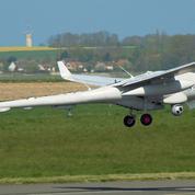 Safran sauve son activité drone tactique en France