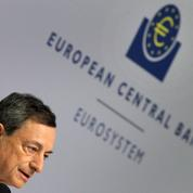 Mario Draghi prêt à agir pour contrer la menace sur la croissance européenne