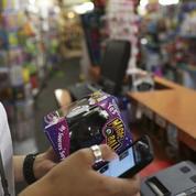 Le smartphone menace les magasins