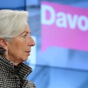 Christine Lagarde brigue un deuxième mandat à la tête du FMI