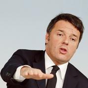 Remonté contre l'Europe, Matteo Renzi se défend de polémiquer «gratuitement»