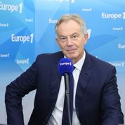 Tony Blair favorable à l'envoi de troupes occidentales sur le sol syrien