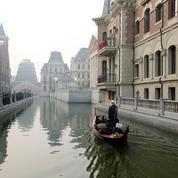 En Chine, la «Venise» de Dalian ravale ses rêves de grandeur