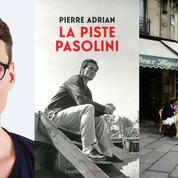 Pierre Adrian, lauréat du Prix des Deux Magots