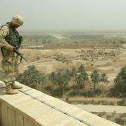 Les «Aigles hurlants» de la 101e Airborne de nouveau face à Mossoul