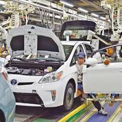 Toyota conserve sa couronne en 2015