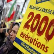 Visite d'Hassan Rohani à Paris : le témoignage choc d'une opposante iranienne