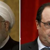 Visite du Président iranien Hassan Rohani : lettre de 65 parlementaires à François Hollande