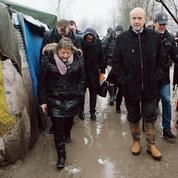 À Calais, Juppé dénonce une situation «insupportable»