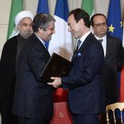 Iran Air passe une commande historique de 118 Airbus