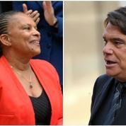 Pour Bernard Tapie, Christiane Taubira va «retourner à ses lectures»