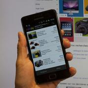 Les Français achètent de plus en plus avec leur téléphone portable