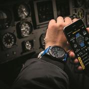 Exospace B55 de Breitling: une montre connectée et cohérente