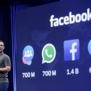 Facebook prépare son avenir loin de son réseau social