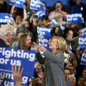 À Des Moines, Hillary la battante rallie ses troupes et sa famille