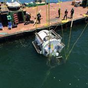 Microsoft teste un datacenter sous la mer
