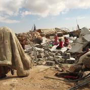 Cisjordanie : Israël détruit une dizaine d'habitations financées par l'UE