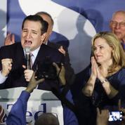 Primaires de l'Iowa : Cruz bat Trump, Clinton sérieusement bousculée par Sanders