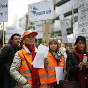 Première grève de l'histoire de Servier contre la suppression de 657 postes
